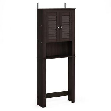 Furinno Indo Louver Door Bath Cabinet