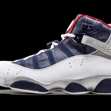 Jordan 6 Rings 'Olympic' Shoes - Size 11