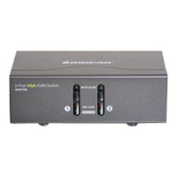 IOGEAR2-Port VGA KVM Switch, PS2 and USB(GCS1722)