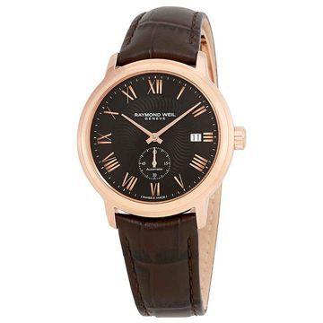 Raymond Weil Maestro Automatic Black Dial Men's Watch 2238-PC5-00209