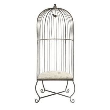 Imax Dorchester Birdcage Accent Chair