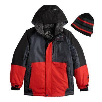 Boys 8-20 ZeroXposur Sector-Snowboard Jacket