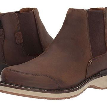 Keen Eastin Chelsea (Veg Brown) Men's Shoes