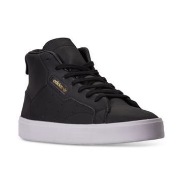 adidas Women's Originals Sleek Mid Casual Sneakers from Finish Line