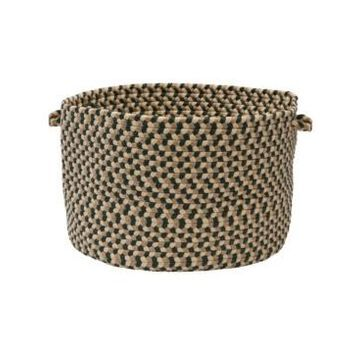 Colonial Mills Burmingham Braided Storage Basket