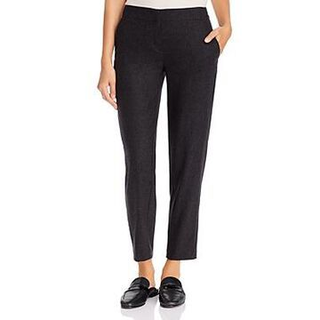 Eileen Fisher Wool Tapered Pants