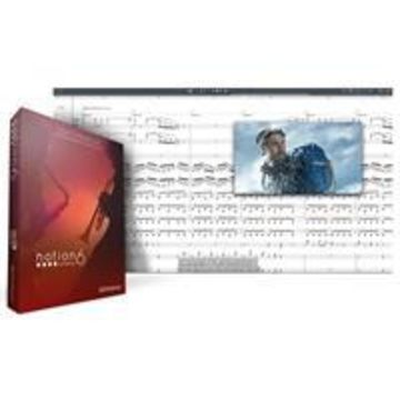PreSonus Notion 6 Music Notation Software, Electronic License Only