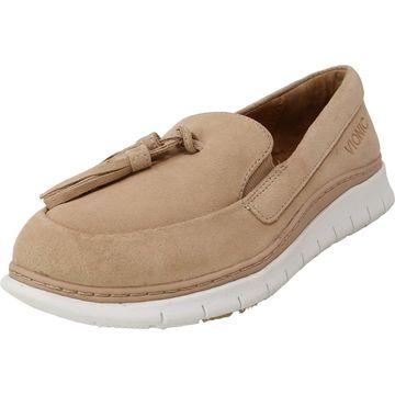 Vionic Women's Fresh Quinn Low Top Suede Slip-On Shoes