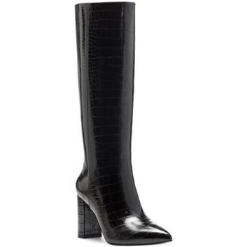 Inc Paiton Block-Heel Boots, Created for Macy's Women's Shoes