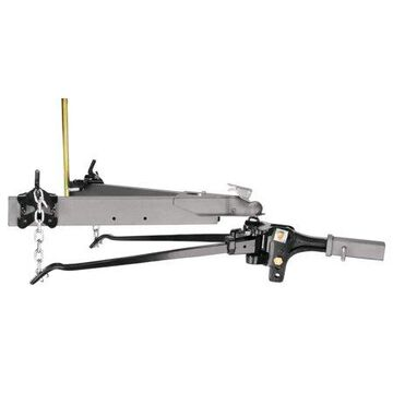 Reese 66541 High Performance Trunnion Style RV Hitch with Shank & 800 lb. Capacity