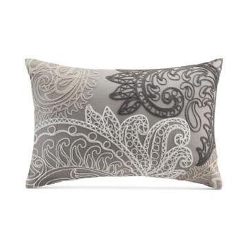 """Ink+Ivy Kiran Embroidered 12"""" x 18"""" Decorative Pillow"""