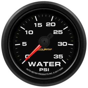 AutoMeter 9266 Extreme Environment Water Pressure Gauge