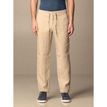 Z Zegna linen jogging pants