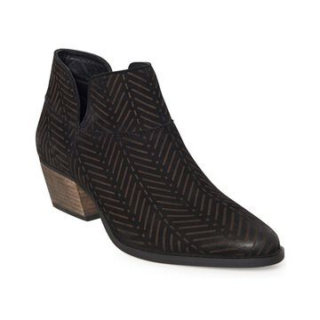 Charles By Charles David Zander Leather Bootie