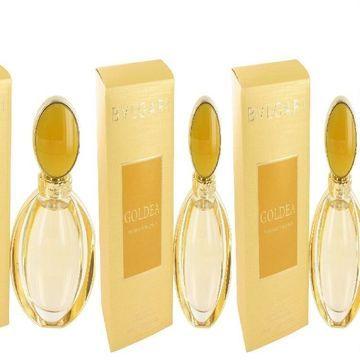 3 Pack Bvlgari Goldea by Bvlgari Eau De Parfum Spray 3 oz for Women