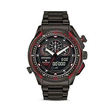 Citizen Promaster Black Dial Watch, 46mm