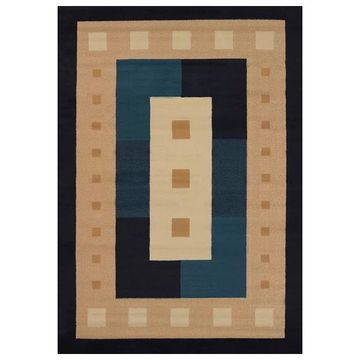 United Weavers Manhattan Time Square Navy Area Rug