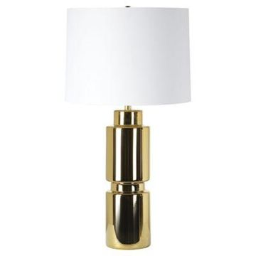 Ren-Wil Table Lamp in Gold