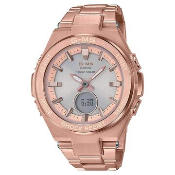 Casio Women's Baby G Watch - MSGS200DG-4A - N/A - N/A