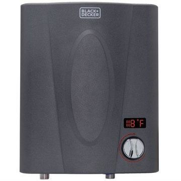 BLACK+DECKER 7kW Self-Modulating 1.5 GPM Electric Tankless Water Heater, Point of Use hot water heater electric