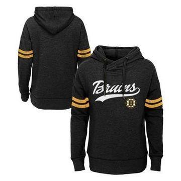 NHL Boston Bruins Girls' OT Fleece Hoodie
