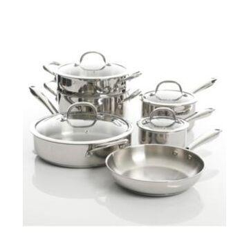 Kenmore Elite Devon 10 Piece Heavy Gauge Cookware Set