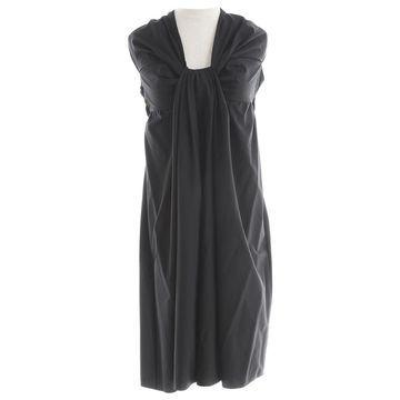 Vanessa Bruno Black Cotton Dresses