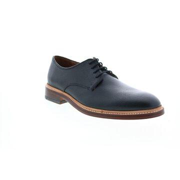 Bostonian Somerville LO Black Mens Plain Toe Oxfords & Lace Ups