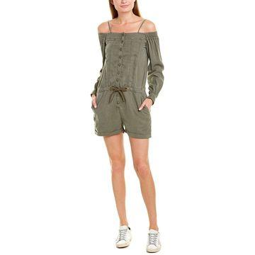 The Kooples Womens Jeans Summer Romper