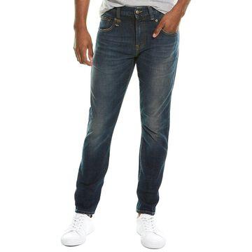 R13 Boy Blue Vintage Skinny Leg Jean