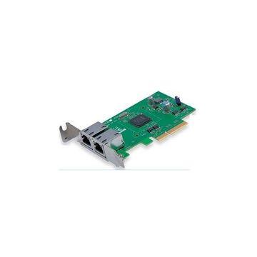 Supermicro I/O Cards AOC-SGP-I2 Standard Low Profile 2Port GbE with Intel Core i350 Retail