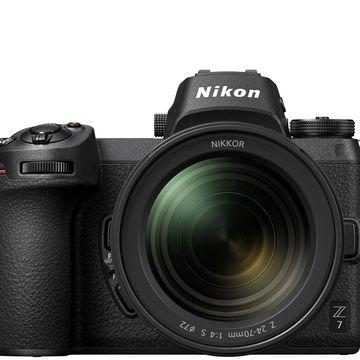 Nikon Z 7 Mirrorless Digital Camera with 24-70mm Lens