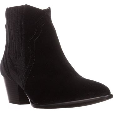 INC International Concepts Womens andriaa Pointed Toe Ankle Chelsea Boots