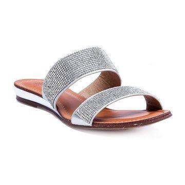 GC Shoes Womens Manarola Flat Sandals