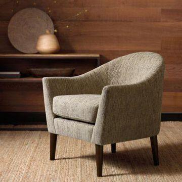 Madison Park Grayson Chair in Beige