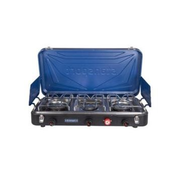 Stansport Outfitter Series Propane Stove 2-25 K and 1-10 K Burners