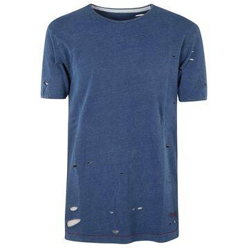 Maison Margiela Destroyed Effect T-shirt
