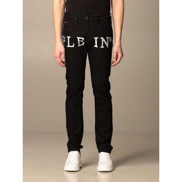 Philipp Plein 5-pocket jeans in dark denim