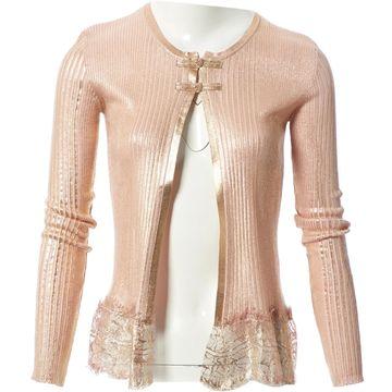 Emilio Pucci Pink Wool Knitwear