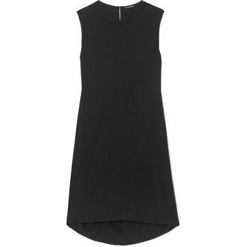 Ann Demeulemeester - Crepe Dress - Black