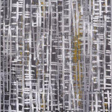 Well Woven Siggi Unimaginable Modern Abstract Plaid Rug SI-108