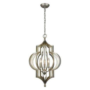 Dimond Lighting Firenze Pendant, Pewter