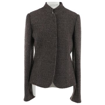 Emporio Armani Brown Other Jackets
