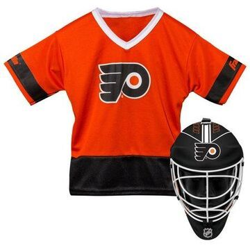 Franklin Sports NHL Philadelphia Flyers Youth Team Uniform Set
