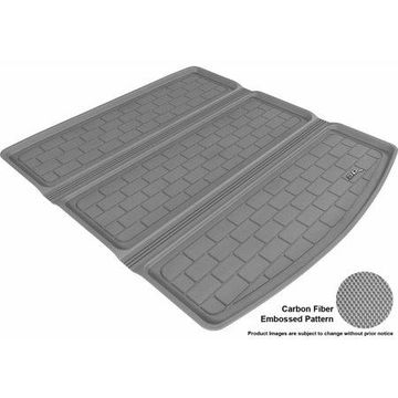 3D MAXpider 2009-2016 Audi A4/S4/RS4 All Weather Cargo Liner in Gray with Carbon Fiber Look