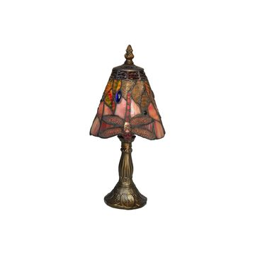 Dale Tiffany Laudia Glass Table Lamp