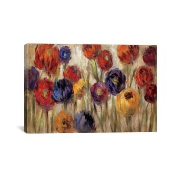 iCanvas Asters and Mums by Silvia Vassileva Gallery-Wrapped Canvas Print - 26