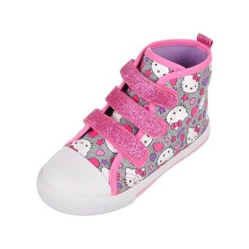 HELLO KITTY LIL HARPER HI-TOP FASHION SNEAKERS