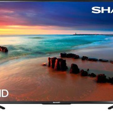 ''Sharp - 43'''' Class - LED - 2160p - Smart - 4K UHD TV with HDR Roku TV''