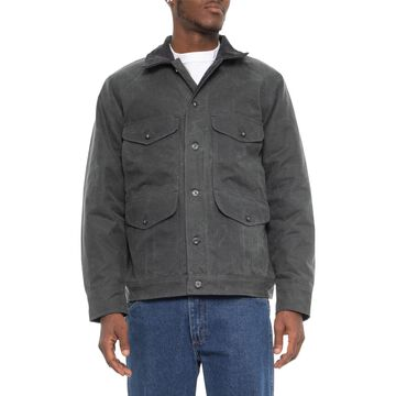 Filson Journeyman Waxed Cotton Jacket - Insulated (For Men)